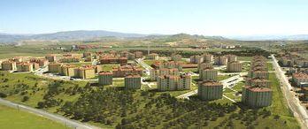 Nevşehir Gülşehir Toki Evleri'nde Teslimler Başladı