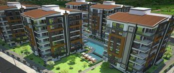 AYT Elegance Residence Antalya'da Yükseliyor