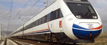 Antalya Yüksek Hızlı Tren Hattı (YHT)