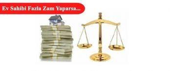 Yeni Borçlar Kanunu Kira Artış Oranı