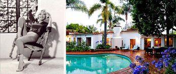 Marilyn Monroe'nun Evi Satışa Çıkıyor!