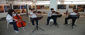 Tekirdağ'a Güzel Sanatlar Lisesi Geliyor!