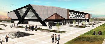 Uşak Atatürk Spor Salonu Ağustos'ta Açılıyor!