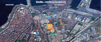 İzmir Konak 1.Etap Arsası İhaleye Çıkıyor