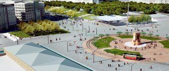 İstanbul'a 30 Yeni Meydan Yapılacak!