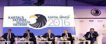 'Kartal'a Yatırım Geleceğe Yatırım' Zirvesinin İkincisi Düzenlendi