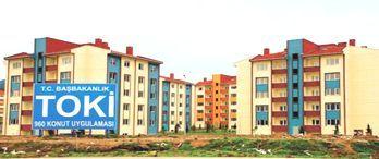 Kayseri Mimarsinan Toki Evleri Kura Çekilişi Bugün Yapılacak