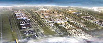 3.Havalimanı Çalışanlarına 300 Konut Üretilecek