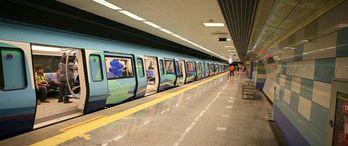 Dudullu-Mahmutbey-Esenyurt Metro Hatları'na 120 Araç Alınacak