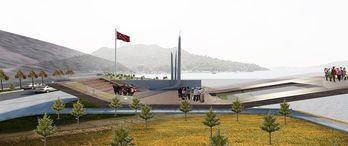 15 Temmuz Şehitler Anıtı'nın detayları ortaya çıktı