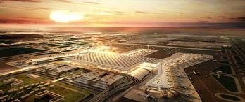 3. Havalimanı inşaatında son durum ne?