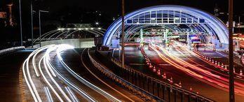 """Avrasya Tüneli'ne Kore'den 2017 """"Yılın Yapısı"""" Ödülü"""