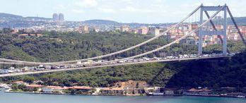 Bayramda Otoyollar ve Köprüler Ücretsiz!