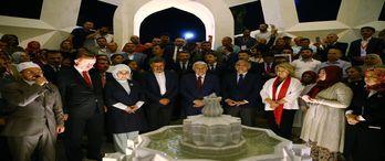 Cumhurbaşkanı Erdoğan Şehitler Anıtı'nın açılışını yaptı