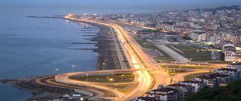 İlk 'endüstri bölgesi' Trabzon'a kurulacak