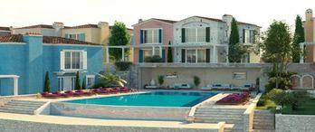 Mimarin Ovacık Bağ Evleri konseptiyle göz dolduruyor