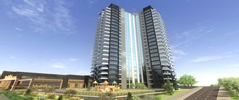 Multi Flat Residence Projesi Teslim Aşamasında