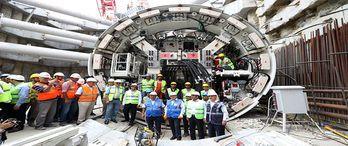 Ataköy- Basın Ekspres-İkitelli Metrosu 2019'da hizmette