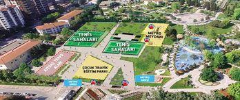 Göztepe Parkı'nda metro çalışmaları başlayacak