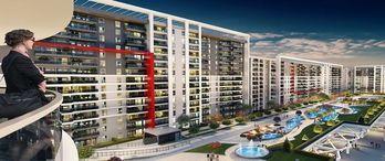 Best Point projesi Ankara Batıkent'te yükseliyor