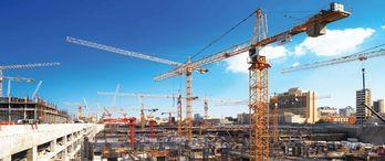 İnşaat sektörü yükselişini Ağustos'ta da sürdürdü
