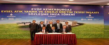 İstanbul'un elektrik sorunu evsel atıklarla çözülecek