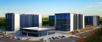 Ozan City 180 bin TL'den başlayan fiyatlarla Etimesgut'ta yükseliyor