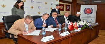 TİKA, Karadağ'daki Hüseyin Paşa Camisi'nin restorasyonunu yapacak