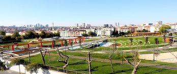 Bağcılar Şehir Parkı'nın yüzde 95'i tamamlandı
