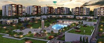 Balat Zümrüt projesi yeşiller içerisinde huzurlu bir yaşam sunuyor