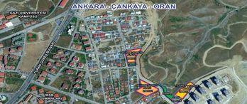 Emlak Konut Ankara Oran arsasını ihaleye çıkardı