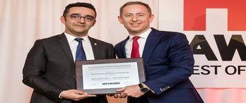 Fiba CP uluslararası alanda altın ve platin ödül aldı