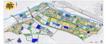 Fikirtepe Kentsel Gelişim Alanı imar planına onay