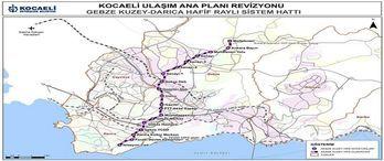 Gebze-Darıca metrosunun hazırlıkları tamamlandı
