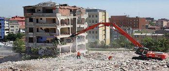 Manisa Şehzadeler ilçesinde kentsel dönüşüm başladı