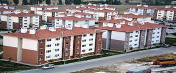 TOKİ ve Emet Belediyesi Kütahya'ya 219 konut yapacak