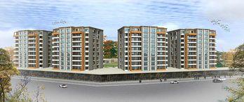 Bulvar Park Evleri fiyatları 390 bin TL'den başlıyor
