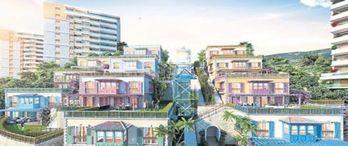 Park Yaşam Santorini fiyatları 228 bin TL'den başlıyor