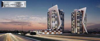 Platinum projesi ihtişamlı yapısıyla Adana Seyhan'da yükseliyor