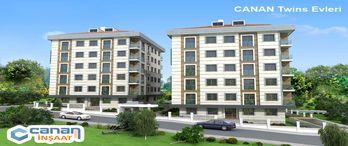 Canan Twins projesi ile yeni nesil apartman hayatı Beylikdüzü'ne geldi