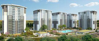 Forest City 2 projesinin fiyatları 310 bin TL'den başlıyor