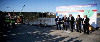 İBB Başkanı Uysal, Eminönü-Alibeyköy projesinde tarih verdi