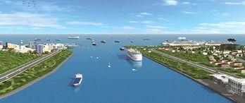 'Kanal İstanbul projesinde bitme noktasına geldi'