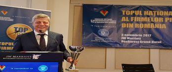 MÜSİAD Romanya'nın işbirliği ve girişimciliğine ödül