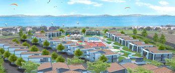 Arbetta Complexia projesi saklı cennet Datça'da hayat buluyor
