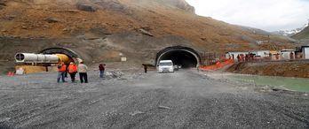 'Ovit Tüneli'nde kontrollü geçiş başladı'