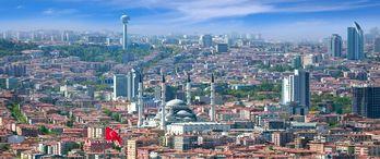 Ankara'da 2018 yılı teslim konut projeleri