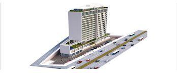 Ofton İnşaat'ın Zeytinburnu otelindeki fazla kata onay çıktı