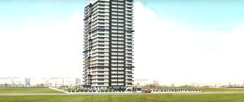 Ova Kule projesi şık yapısıyla Keçiören'de yükseliyor