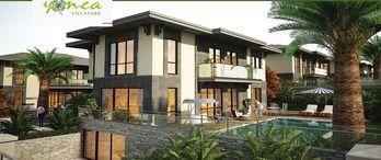 Yonca Villapark'ta 6+2 villalarda kişiye özel ödeme seçeneği